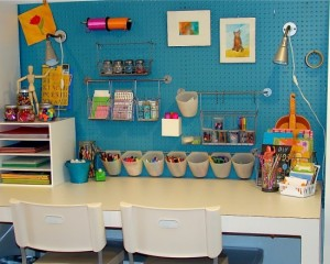 amazing-ideas-to-a-kids-crafting-corner-with-kids-craft-table-and-storage-ideas